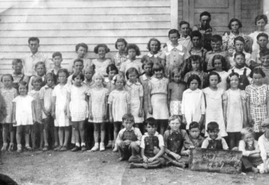 Hickory Valley School - 1947